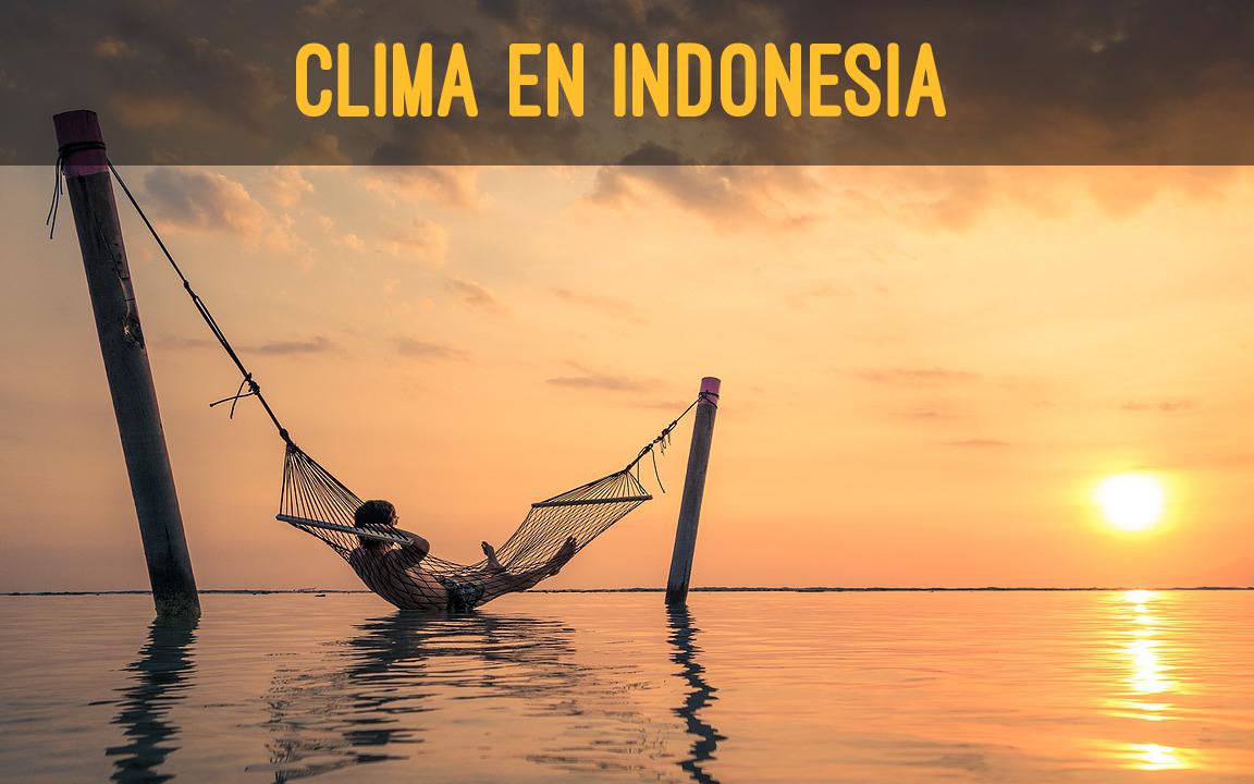 clima indonesia