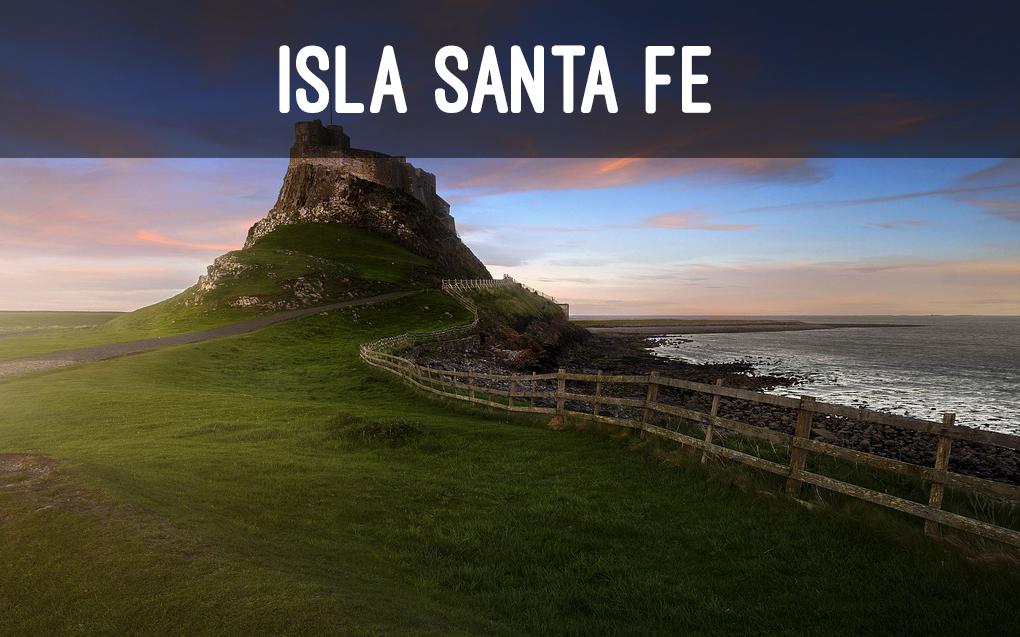 isla santa fe
