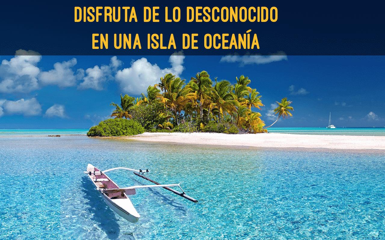 islas oceania