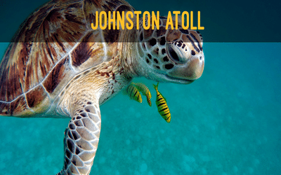 isla Johnston Atoll